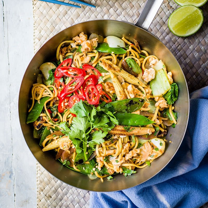 Photo of Chinese vegetable stir-fry by WW
