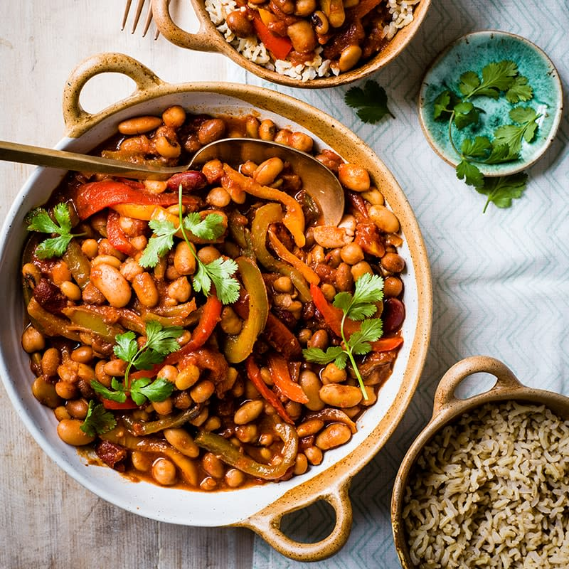 Photo of Mixed bean chilli by WW