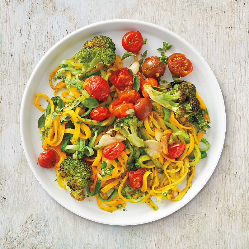 Photo of Zoodle primavera by WW