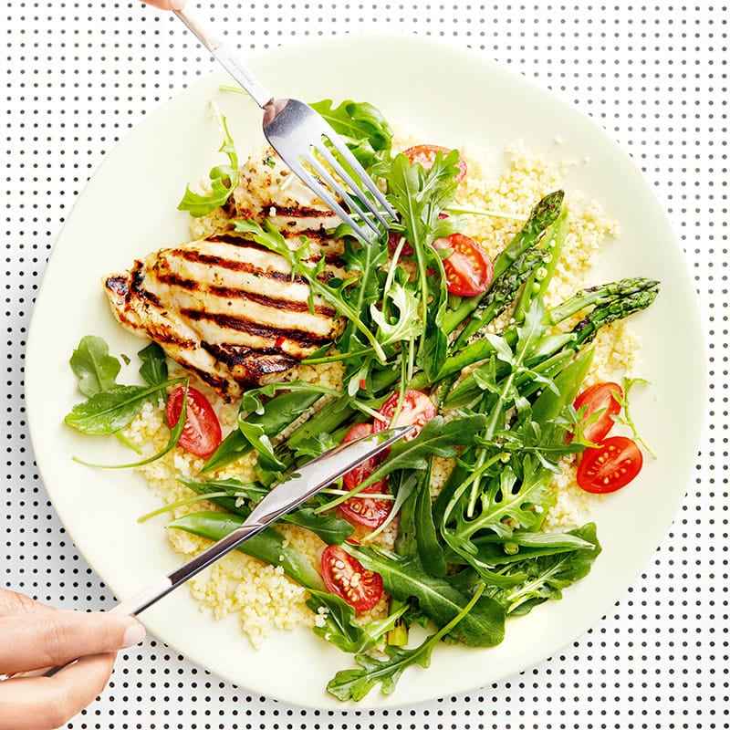 Photo of Millet salad with Cuban spiced chicken by WW