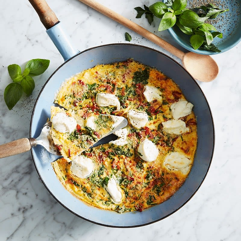Photo of Bacon and ricotta frittata by WW