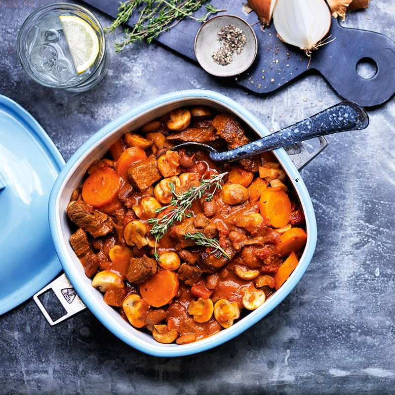 Photo of Provencal beef slow-cooker stew by WW
