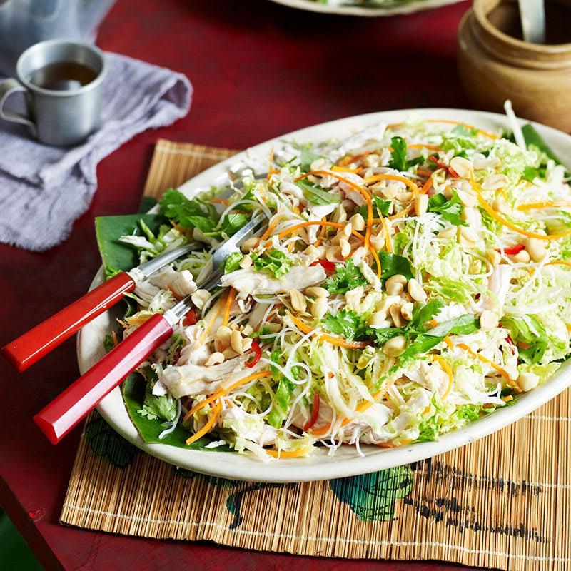 Photo of Vietnamese chicken salad by WW