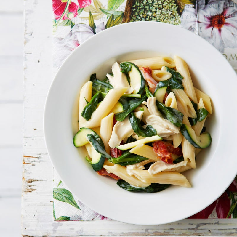 Photo of Creamy chicken and sundried tomato penne by WW