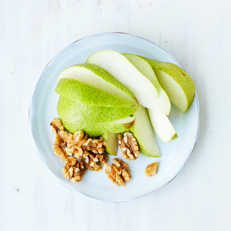 Photo of Fruit and nuts by WW