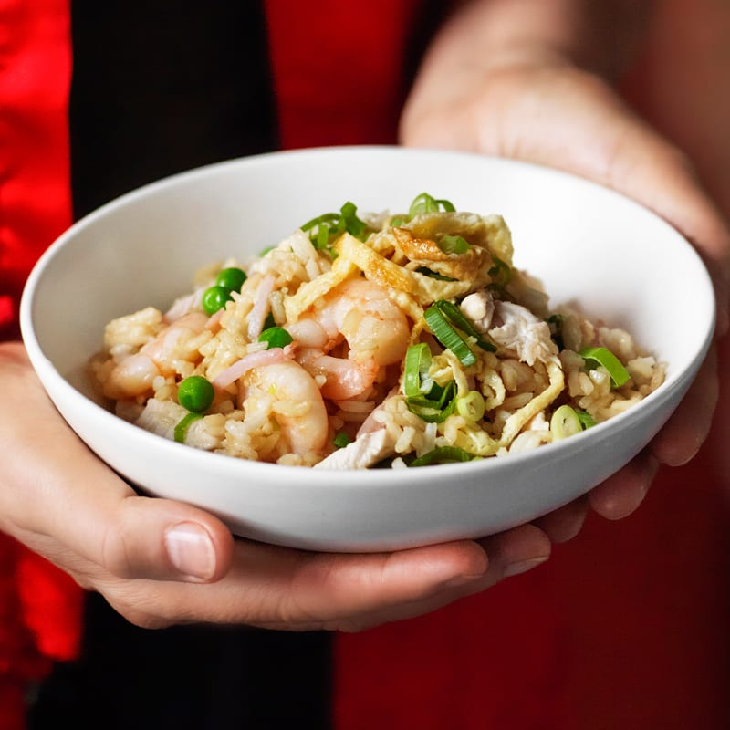 Photo of Chicken fried rice by WW