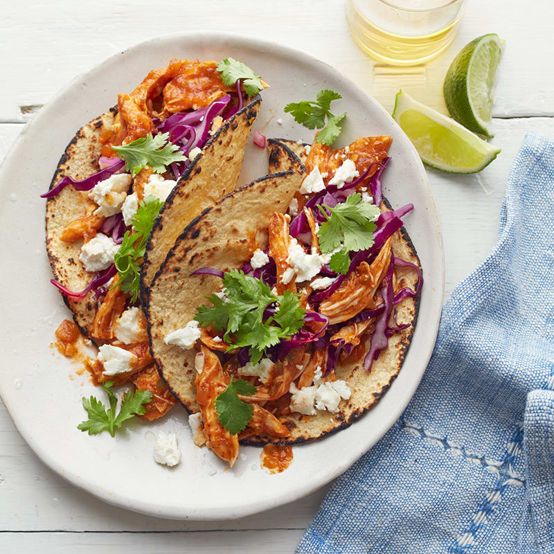 Photo of Chicken taco by WW