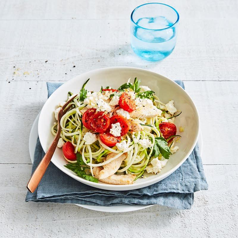 Photo of Chicken, zucchini and ricotta pasta by WW