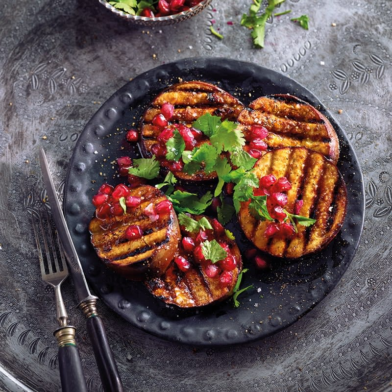 Photo of Middle Eastern eggplant by WW