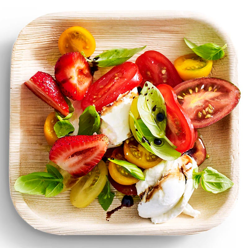 Photo of Tomato and strawberry salad by WW