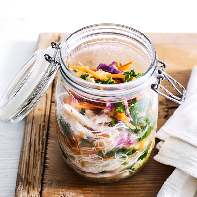 Photo of Noodle soup lunch jar by WW