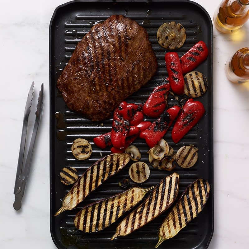 Photo of Chargrilled steak with paprika by WW