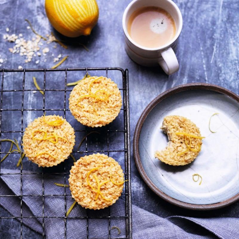 Photo of Oaty lemon breakfast muffins by WW
