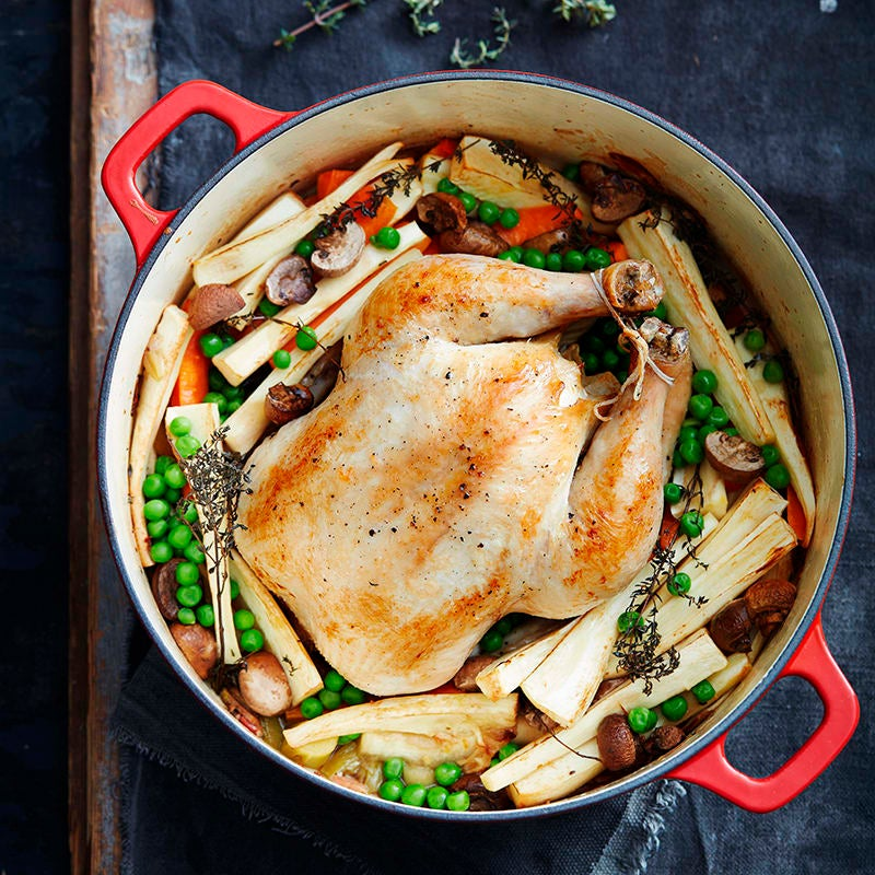 Photo of French-style one-pot chicken by WW