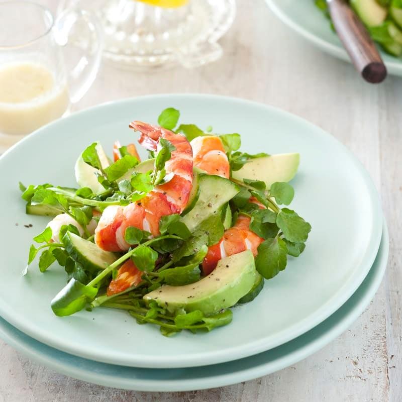 Photo of Prawn and avocado salad by WW