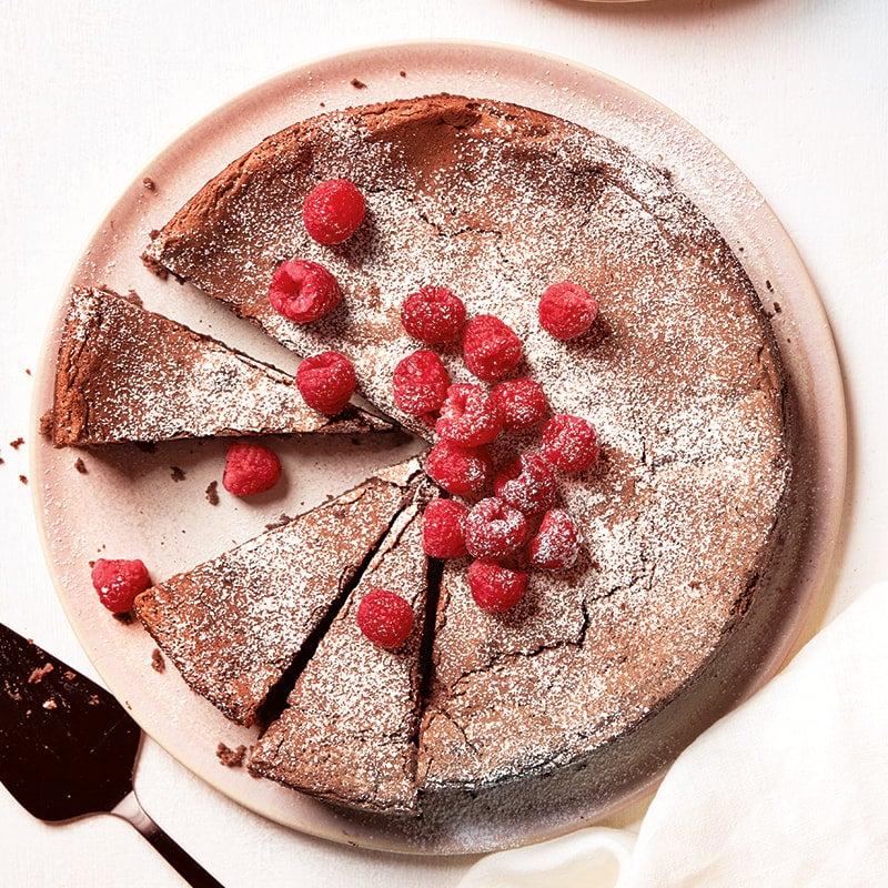 Photo of Flourless chocolate-almond cake by WW