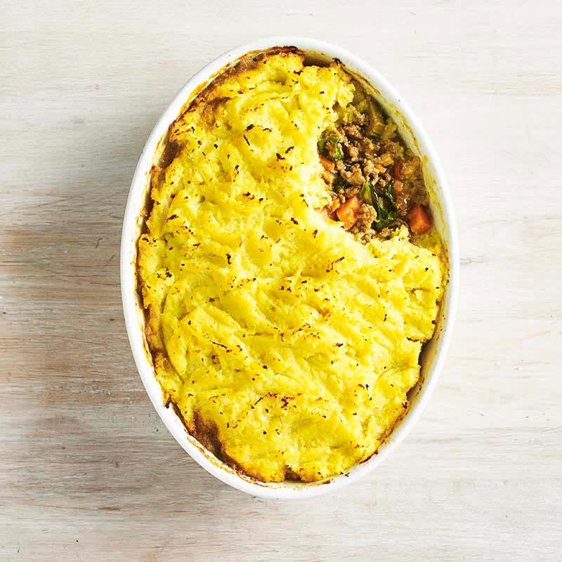 Photo of Curried beef cottage pie by WW