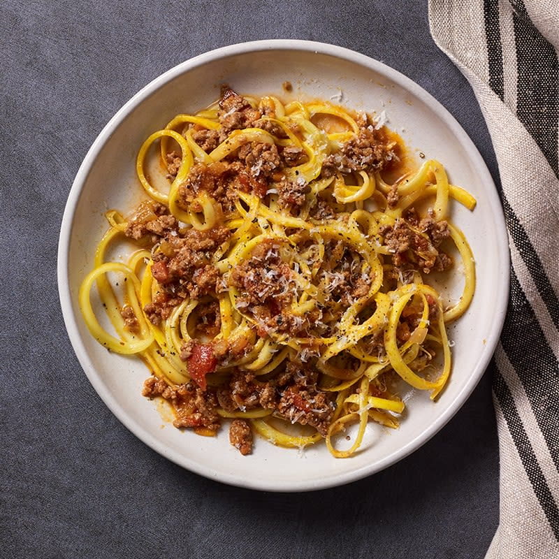 Photo of Bolognese sauce by WW