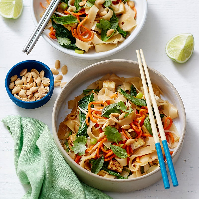 Photo of Vegetable pad Thai by WW