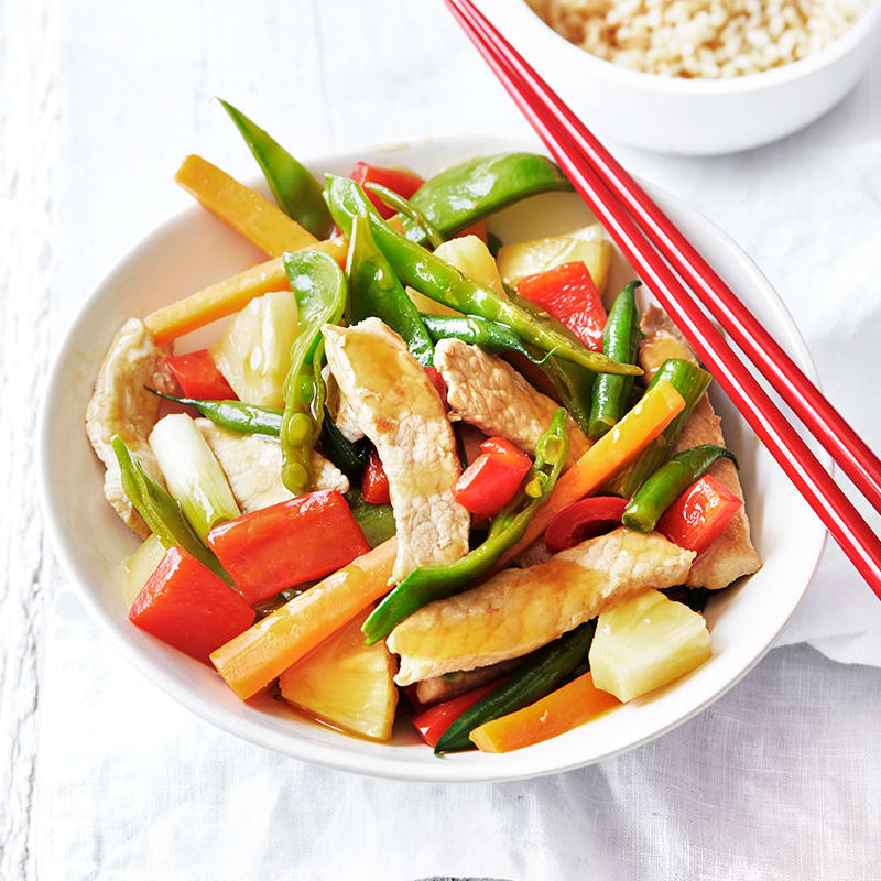 Photo of Sweet and sour pork by WW