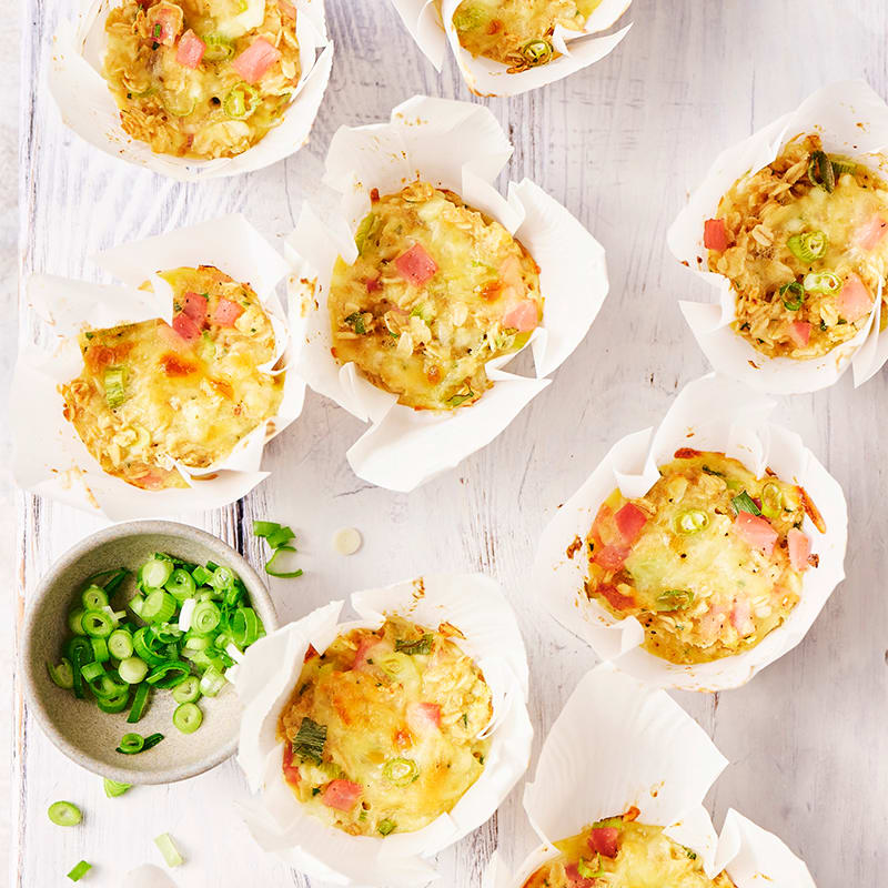 Photo of Sarah's cheese and bacon muffins by WW