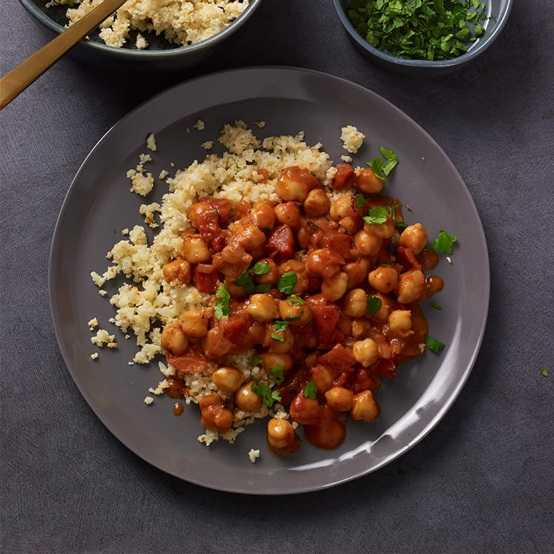 Photo of Slow cooker chickpea tikka masala by WW