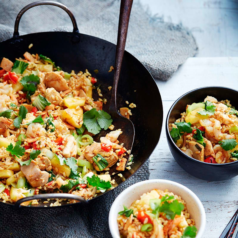 Photo of Pineapple combination fried rice by WW