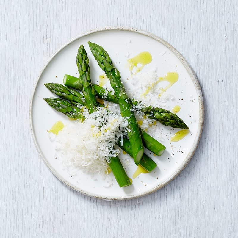 Photo of Asparagus and parmesan by WW