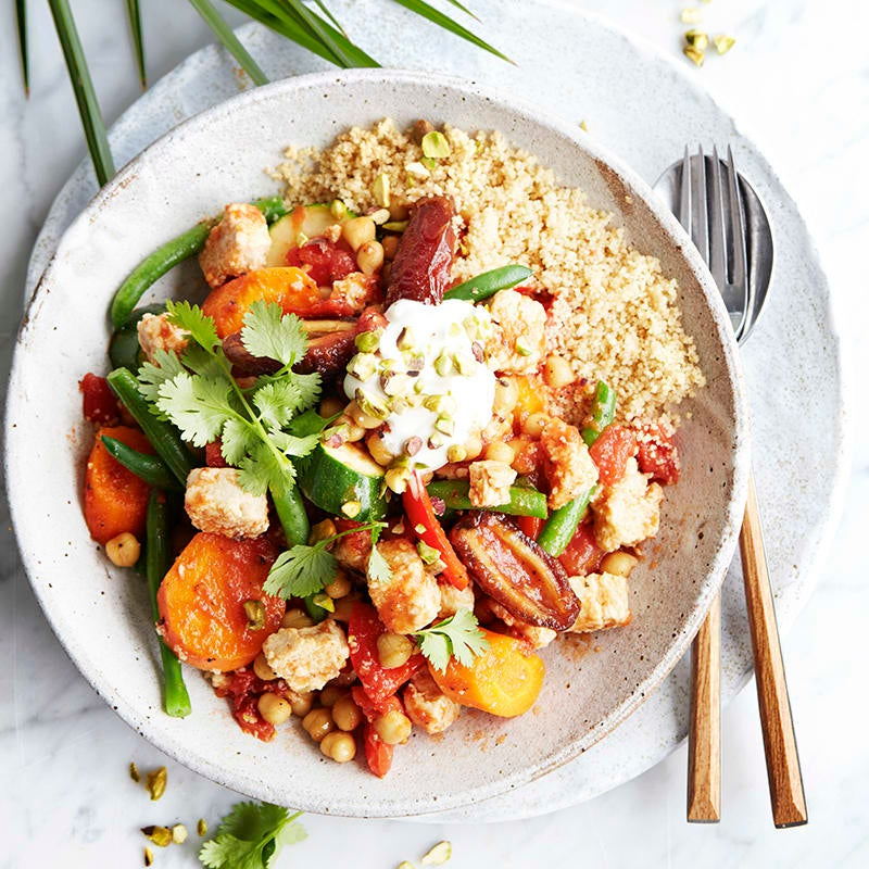 Photo of Quorn tagine by WW