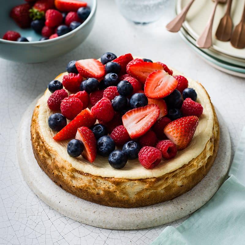 Photo of Baked vanilla cheesecake by WW