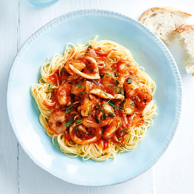 Photo of Spicy tomato and fennel marinara by WW