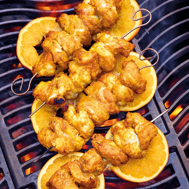 Photo of Indian fish skewers by WW