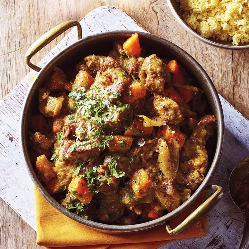 Photo of Slow-cooker lamb casserole by WW