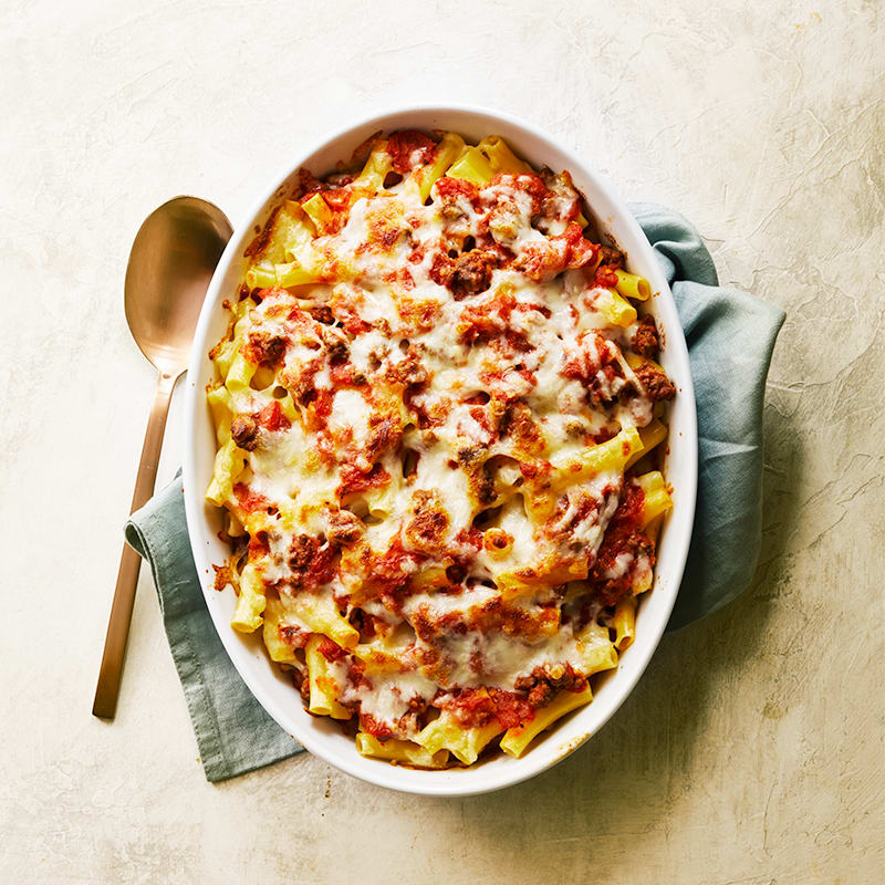 Photo of Baked beef macaroni by WW