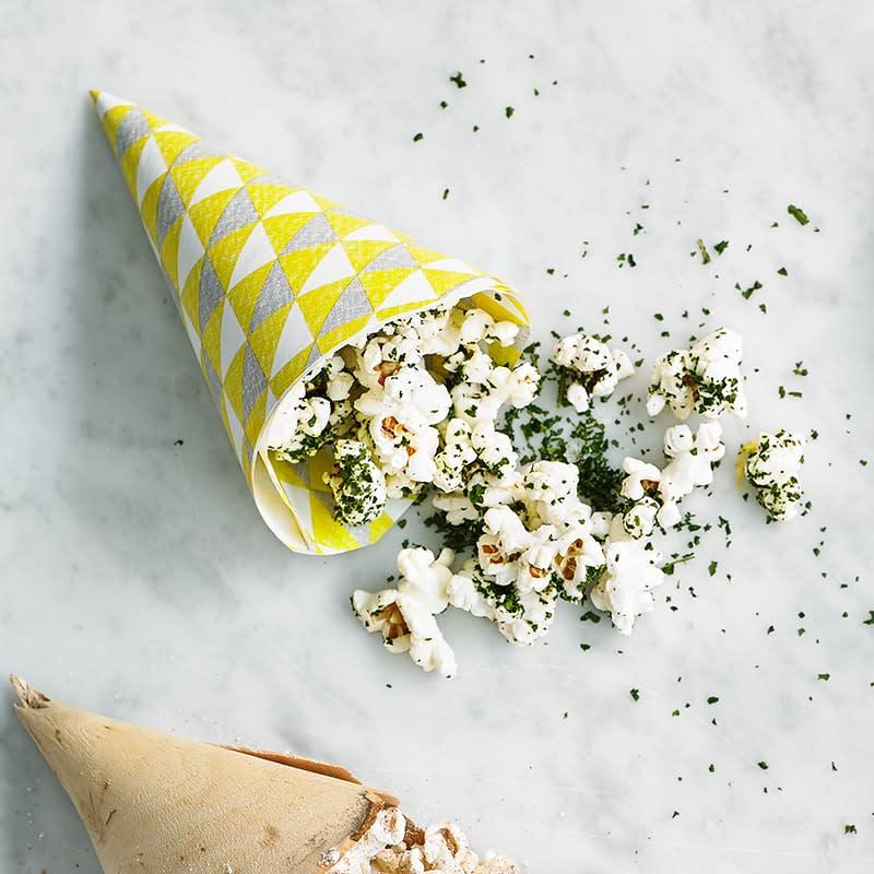 Photo of Herb and garlic popcorn by WW