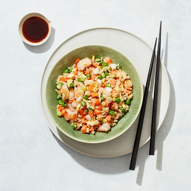 Photo of Prawn fried rice by WW