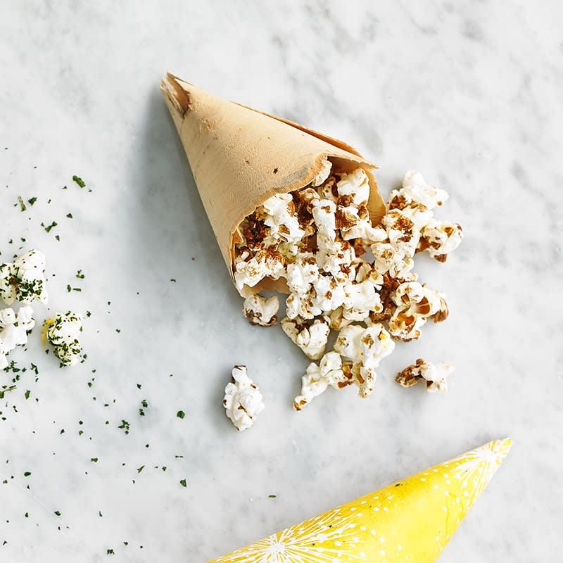 Photo of Salt and vinegar popcorn by WW