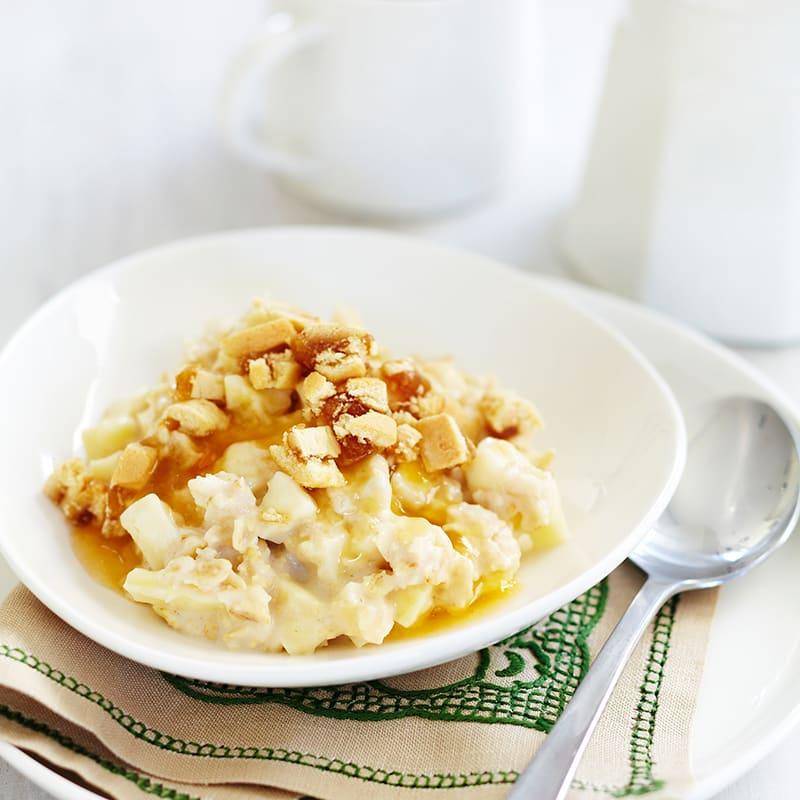 Photo of Apple crumble porridge by WW