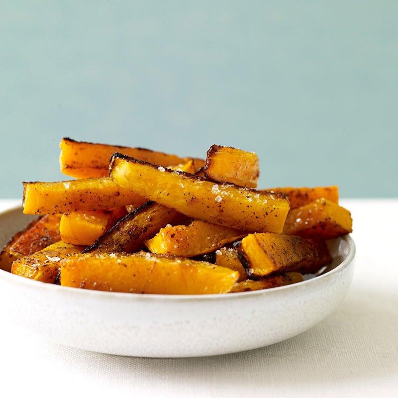 Photo of Pumpkin fries by WW