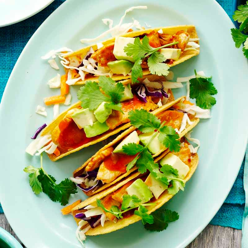Photo of Chicken tacos by WW
