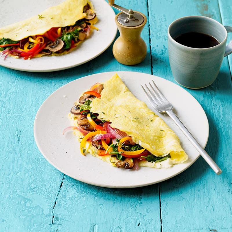 Photo of Vegie lover's omelette by WW