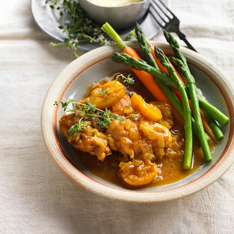 Photo of Apricot chicken by WW