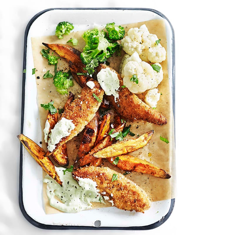 Photo of Oven baked ranch-style chicken by WW