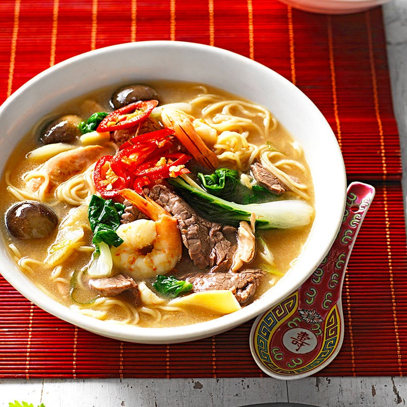 Photo of Combination long soup by WW
