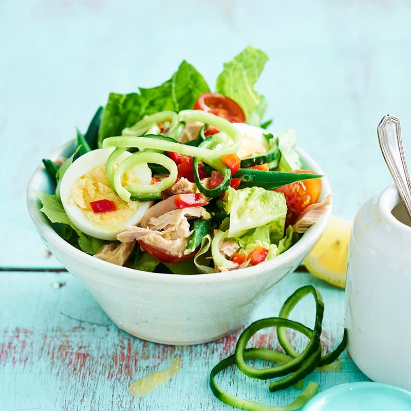 Photo of Nicoise tuna salad by WW