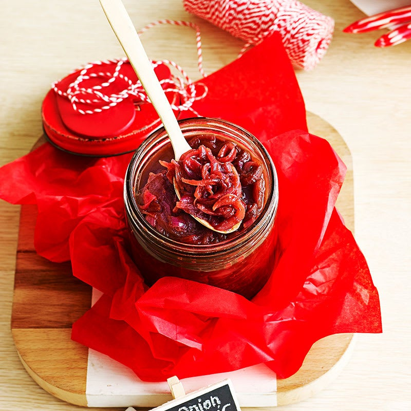 Photo of Red onion and balsamic relish by WW