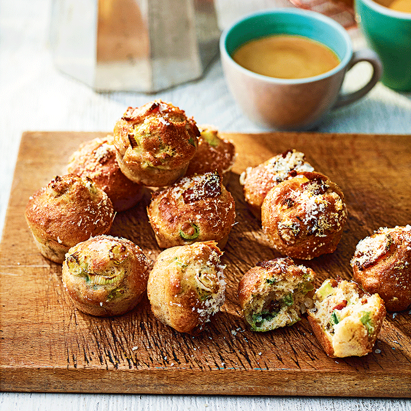 Photo of Cheese and bacon mini muffins by WW