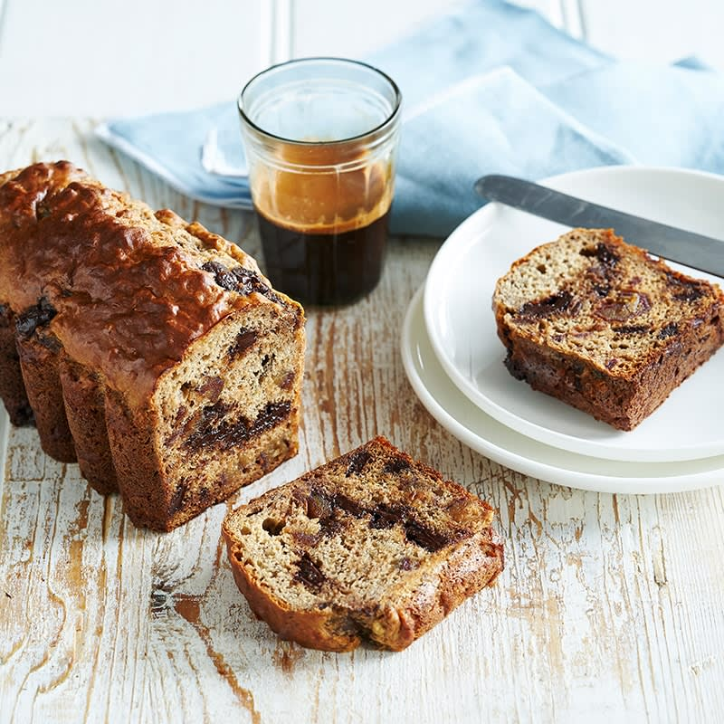 Photo of Banana choc-chip loaf by WW