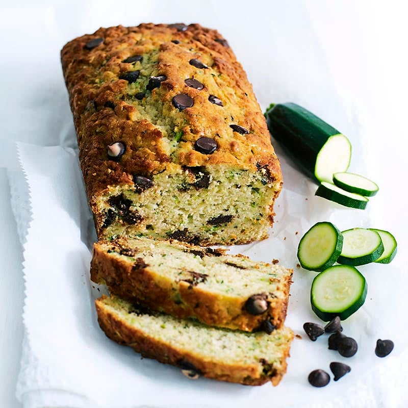 Photo of Zucchini and choc-chip loaf by WW