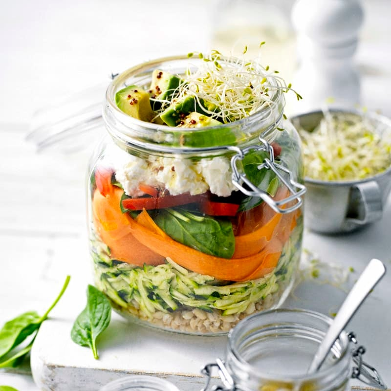 Photo of Veggie delight salad by WW